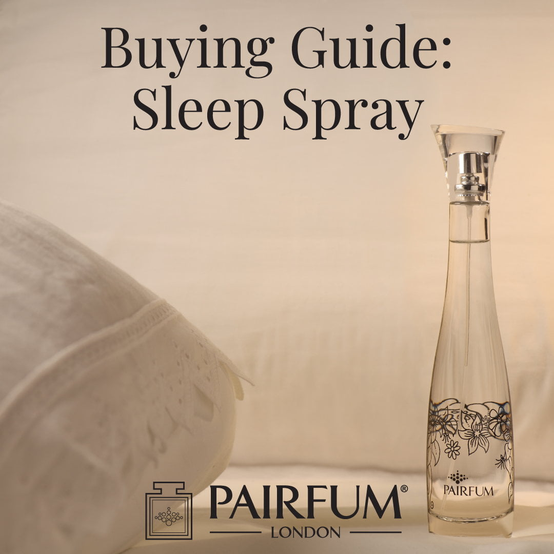 Buying Guide Sleep Sprays Pillow Mist