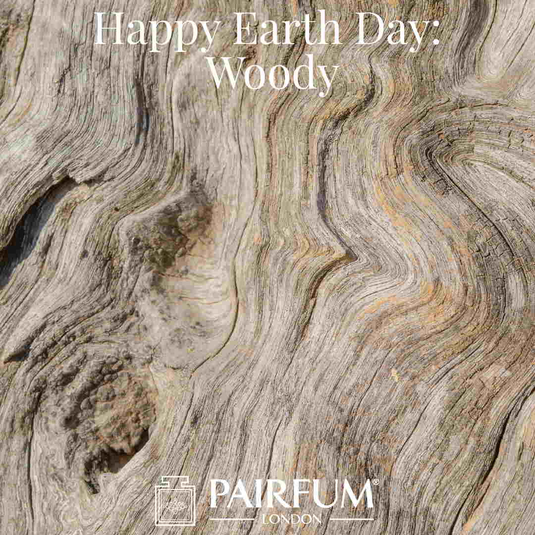 Happy Earth Day Sandalwood Woody Fragrance
