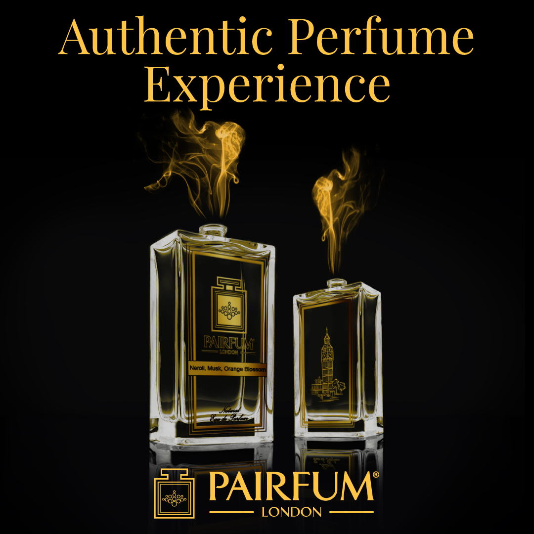 Authentic Perfume Experience Bottle
