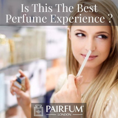 Is This The Best Perfume Experience