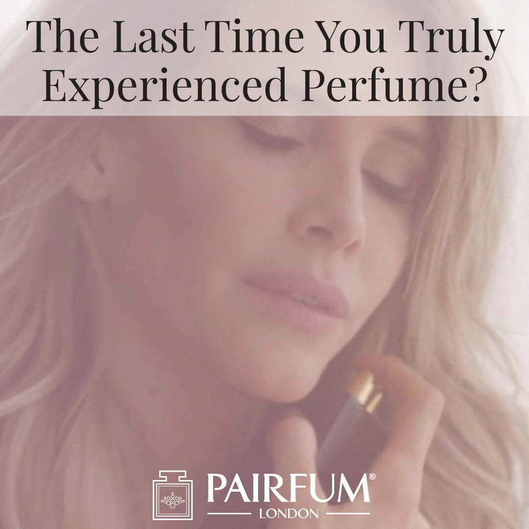 The Last Time You Truely Experienced Fragrance