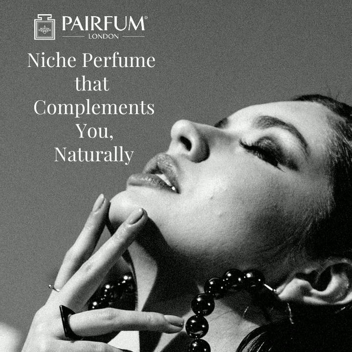 Beauty Begins Moment You Decide NIche Perfume