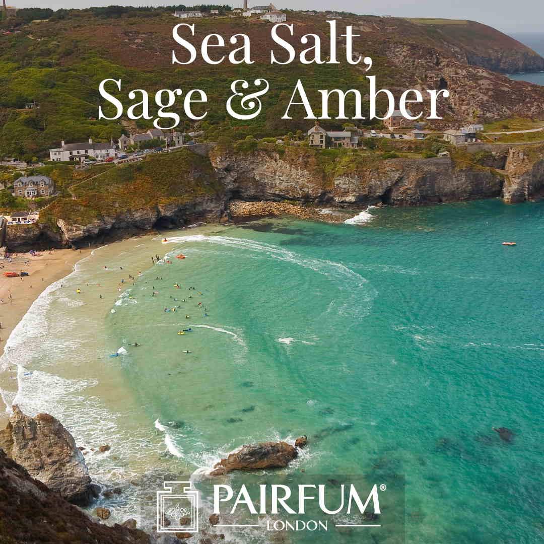 Fragrance Sea Salt Sage Amber Sex on the Beach English Village