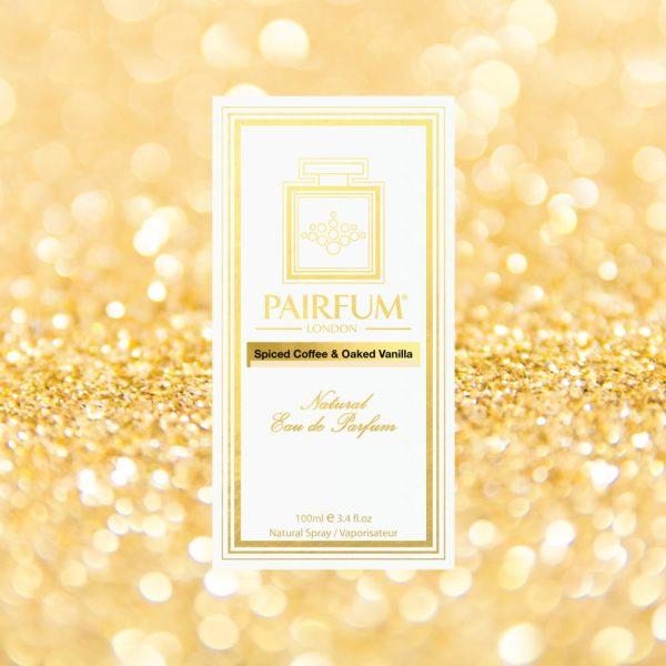 Pairfum Eau De Parfum Intense Spiced Coffee Oaked Vanilla Carton Goldgrain