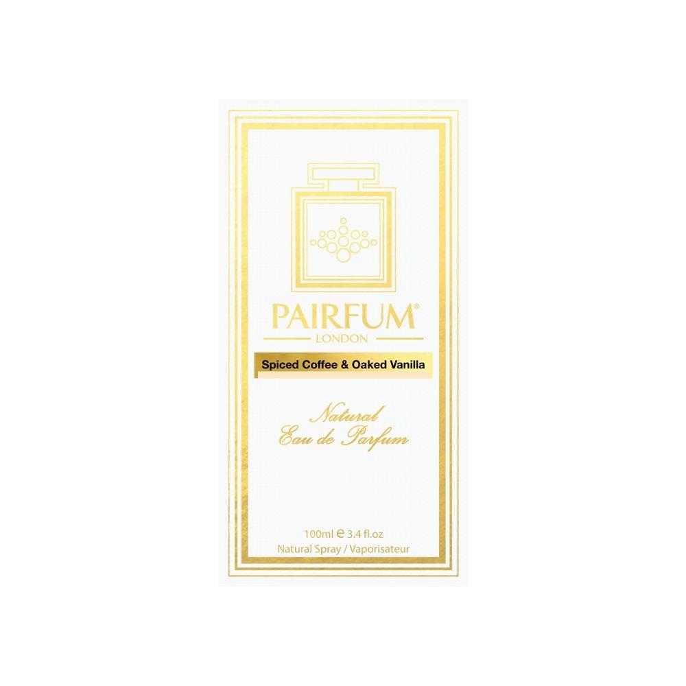Spiced Coffee & Oaked Vanilla Eau de