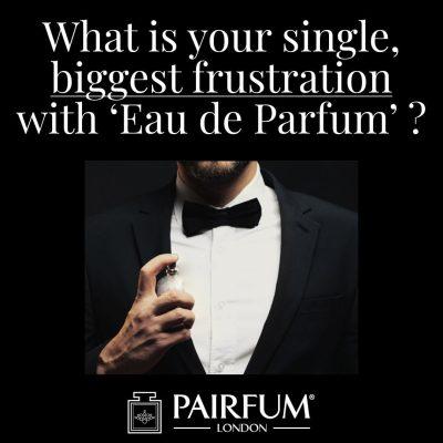 Eau De Parfum Biggest Single Frustration Man Jacket
