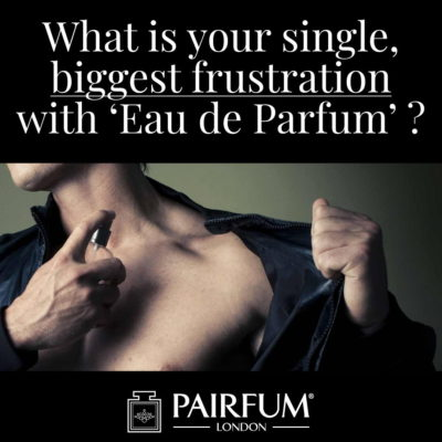 Eau De Parfum Biggest Single Frustration Man Spray