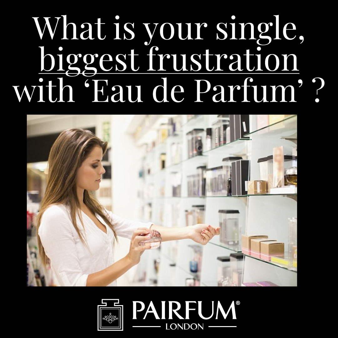 Frustration Single Biggest Eau De Parfum