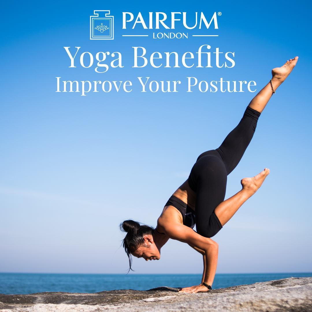 Yoga Benefits Improve Posture Stone
