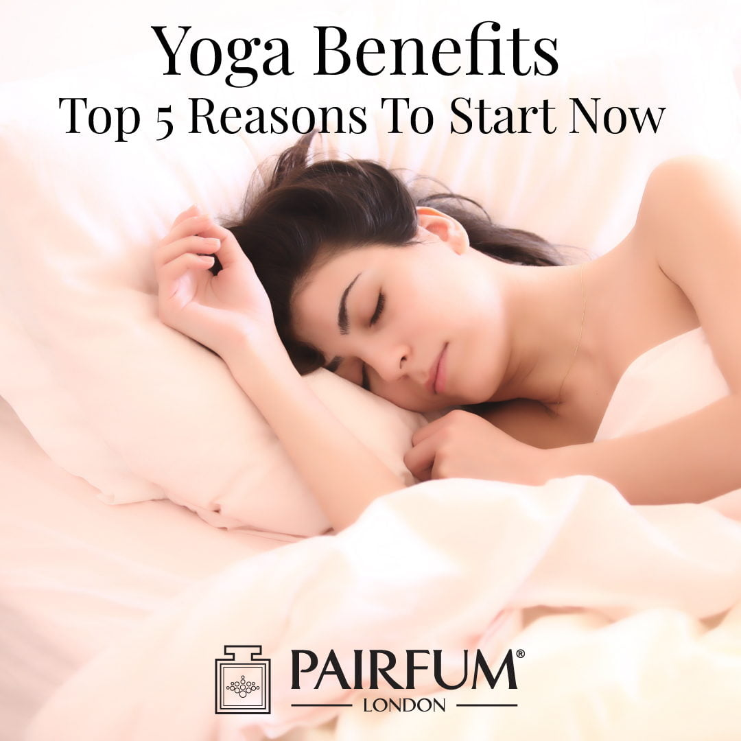 Yoga Benefits Top 5 Reasons Sleep Heal