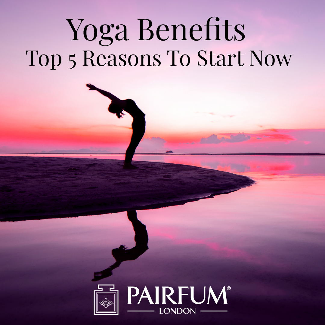 Yoga Benefits Top 5 Reasons