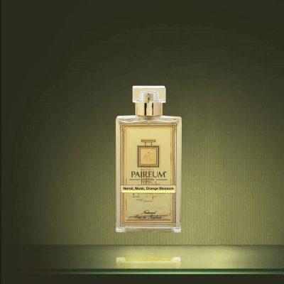 Eau De Parfum Lift Off Bottle Neroli Musk Orange Blossom
