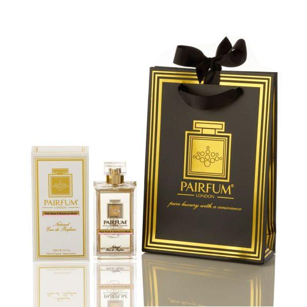 Pairfum Eau De Parfum Pure Giftbag Pink Rose Sensuous Musk