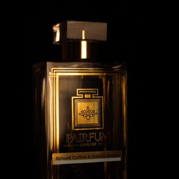 Pairfum Eau De Parfum Spiced Coffee Oaked Vanilla Side