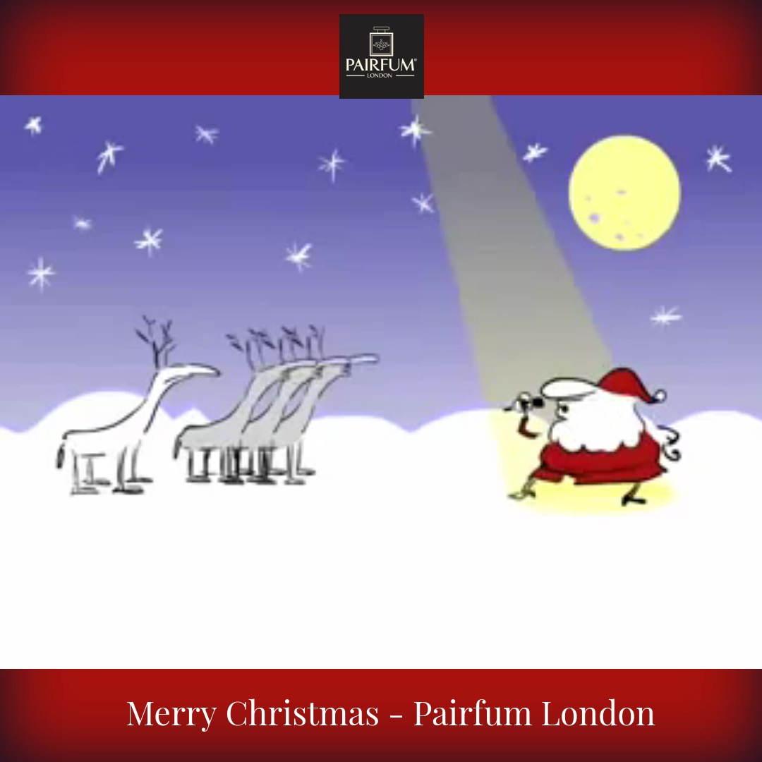 Merry Christmas Song Pairfum London