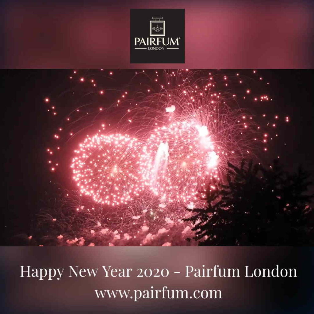 Pairfum London Happy New Year 2020