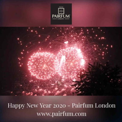 Pairfum London Happy New Year 2020