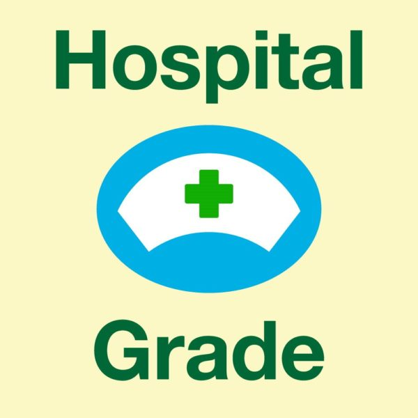 Pairfum Infographic Hospital Grade