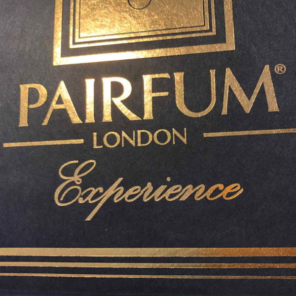 Pairfum Collection Niche Perfume Experience Fragrance Library 19 Square