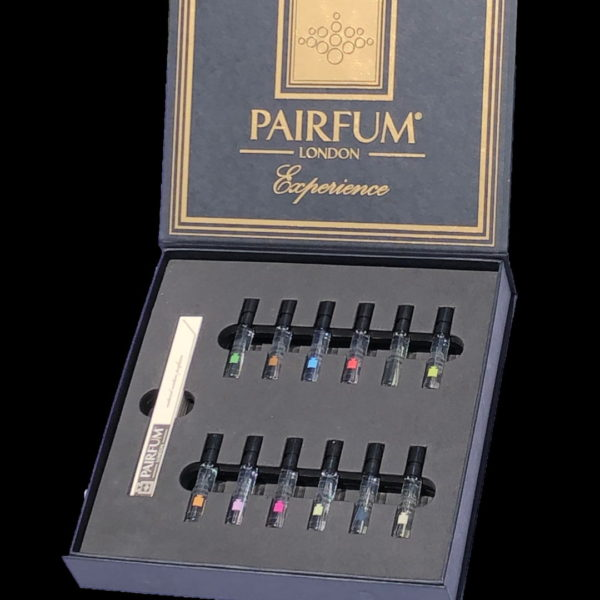 Pairfum Collection Niche Perfume Experience Fragrance Library 47 Square