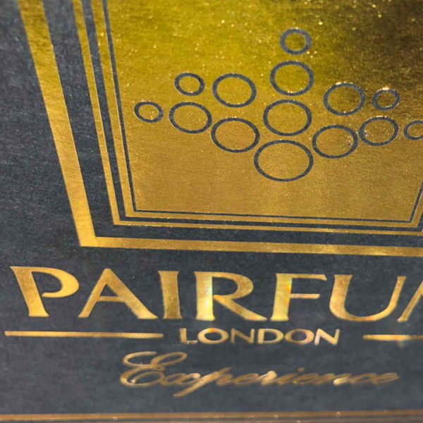 Pairfum Collection Niche Perfume Experience Fragrance Library 52 Square