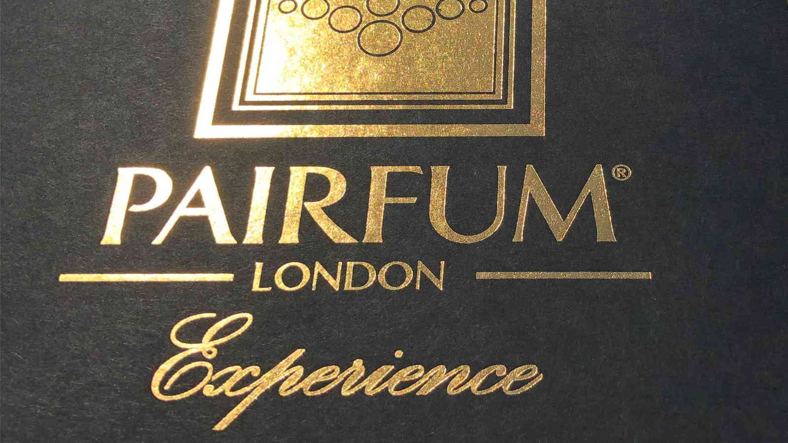 Pairfum Collection Niche Perfume Experience Fragrance Library 86 16 9