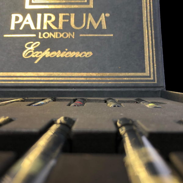 Pairfum Collection Niche Perfume Experience Fragrance Library 88 Square