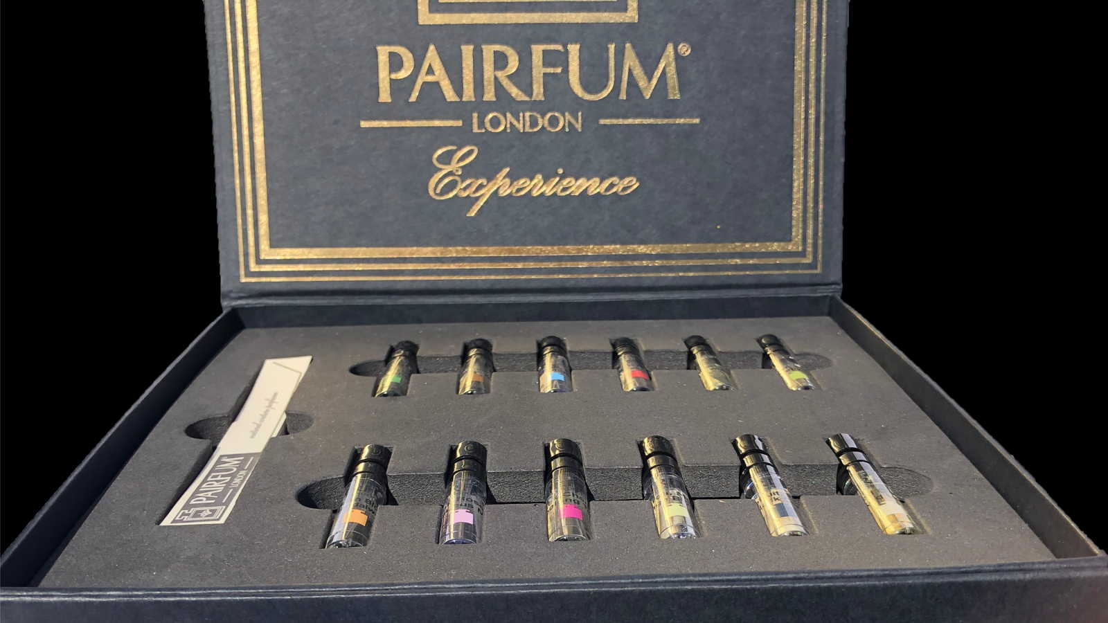 Pairfum Collection Niche Perfume Experience Fragrance Library 91 16 9