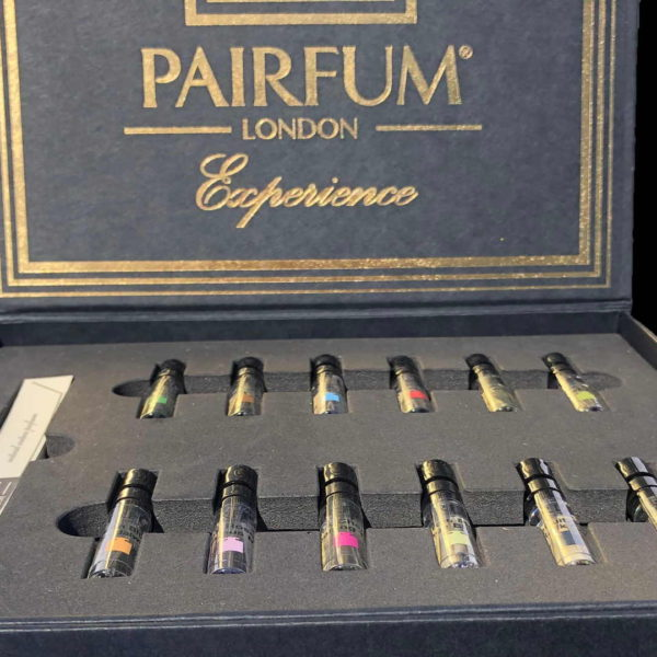 Pairfum Collection Niche Perfume Experience Fragrance Library 91 Square