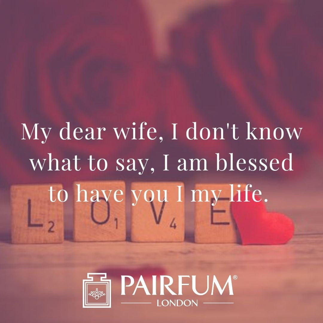 Wife Romantic Love Messages