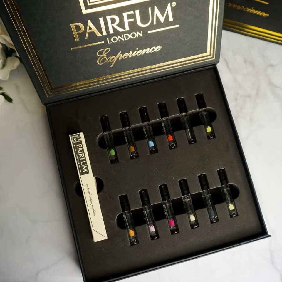 Savanna Rae Review Perfume Experience Box Fragrance Library 4 Sq