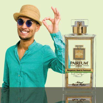 Eau De Parfum Person Reflection Bergamot Basil Patchouli Man 1 1