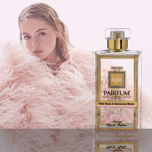 Eau De Parfum Person Reflection Pink Rose Sensuous Musk 1 1
