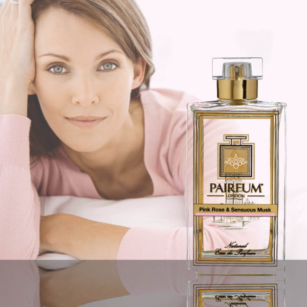 Eau De Parfum Person Reflection Pink Rose Sensuous Musk Woman 1 1