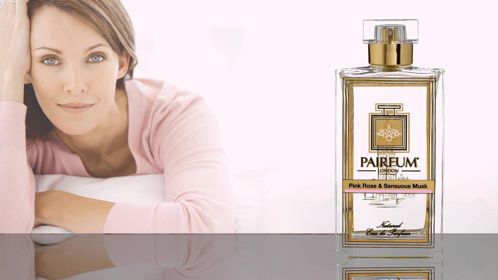 Eau De Parfum Person Reflection Pink Rose Sensuous Musk Woman 16 9