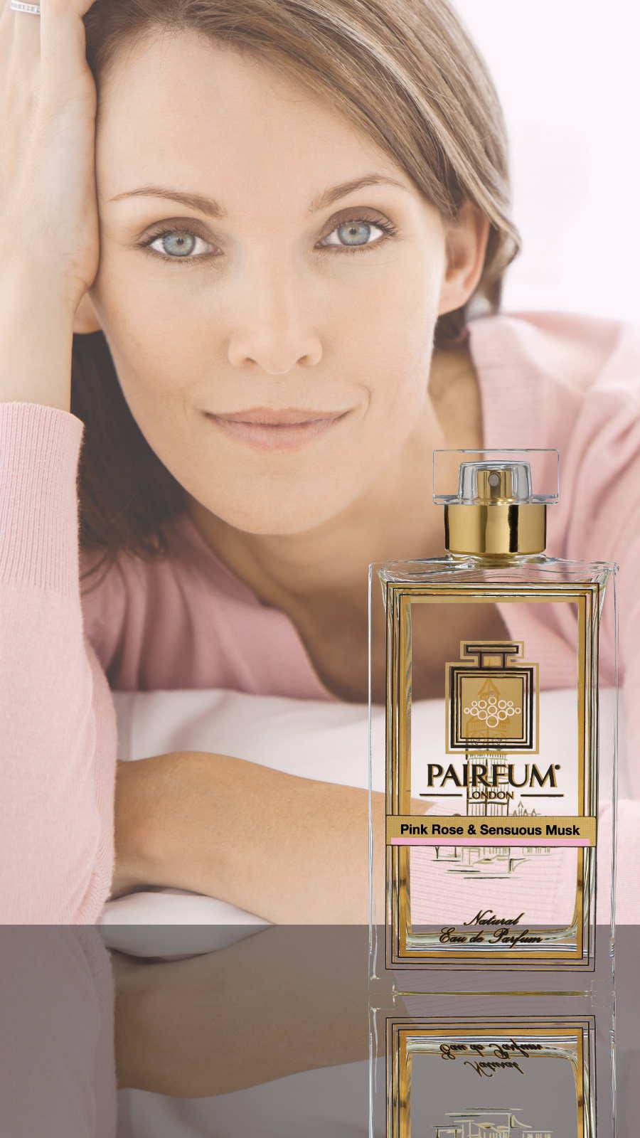Eau De Parfum Person Reflection Pink Rose Sensuous Musk Woman 9 16