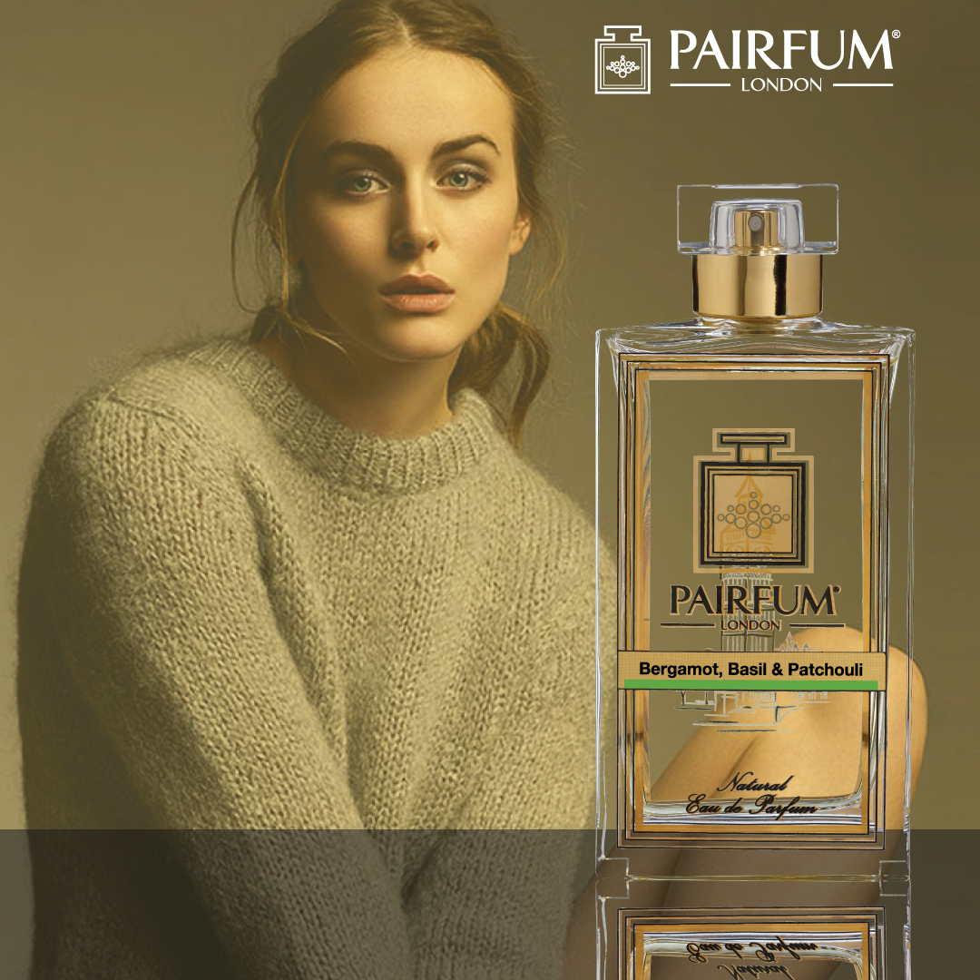 Pairfum Eau De Parfum Person Reflection Bergamot Basil Patchouli Woman Green 1 1