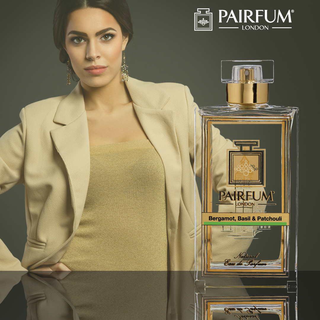 Pairfum Person Reflection Bergamot Basil Patchouli Eau De Parfum