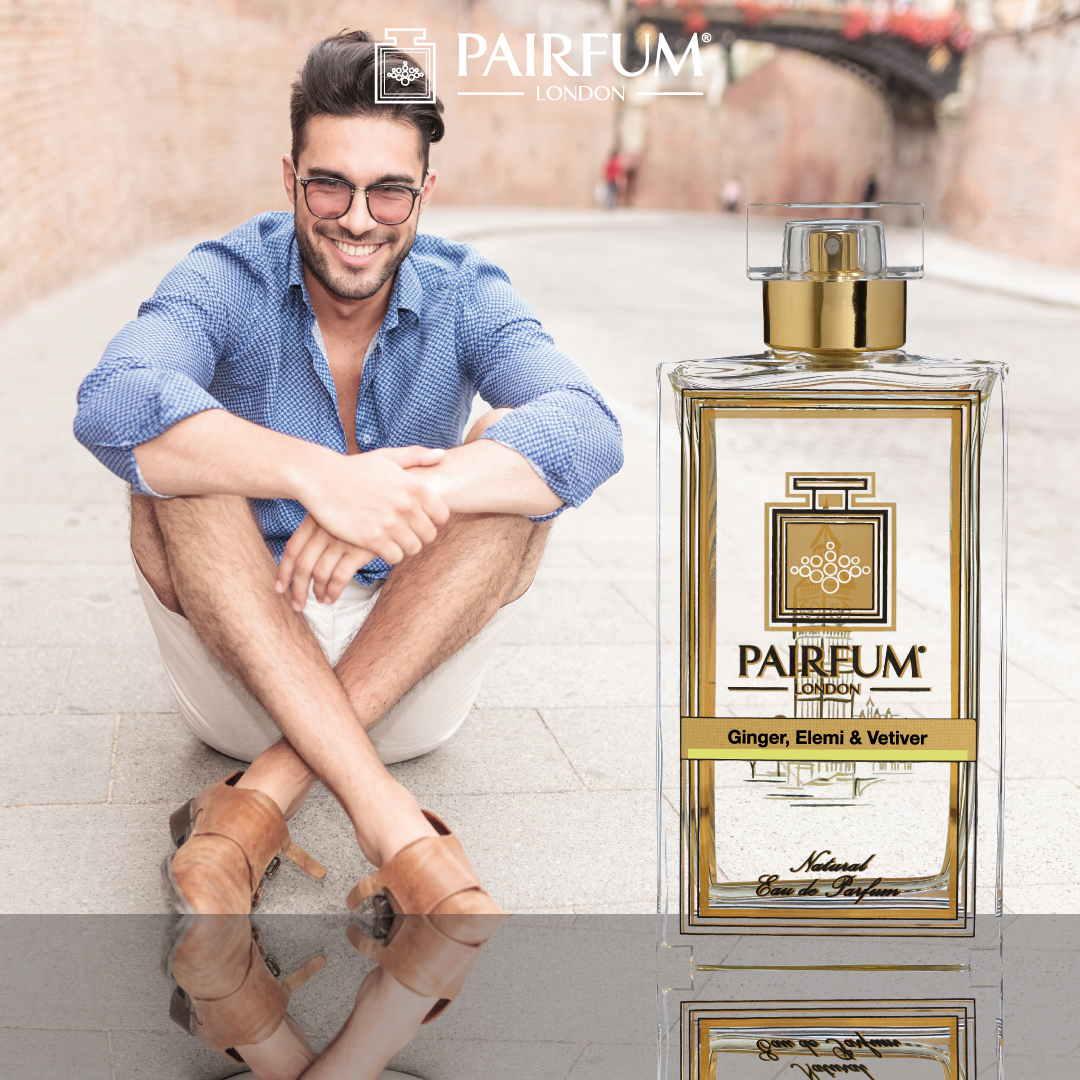 Pairfum Person Reflection Ginger Elemi Vetiver Eau De Parfum Man