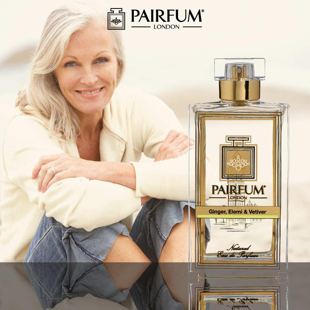 Pairfum Person Reflection Ginger Elemi Vetiver Eau De Parfum
