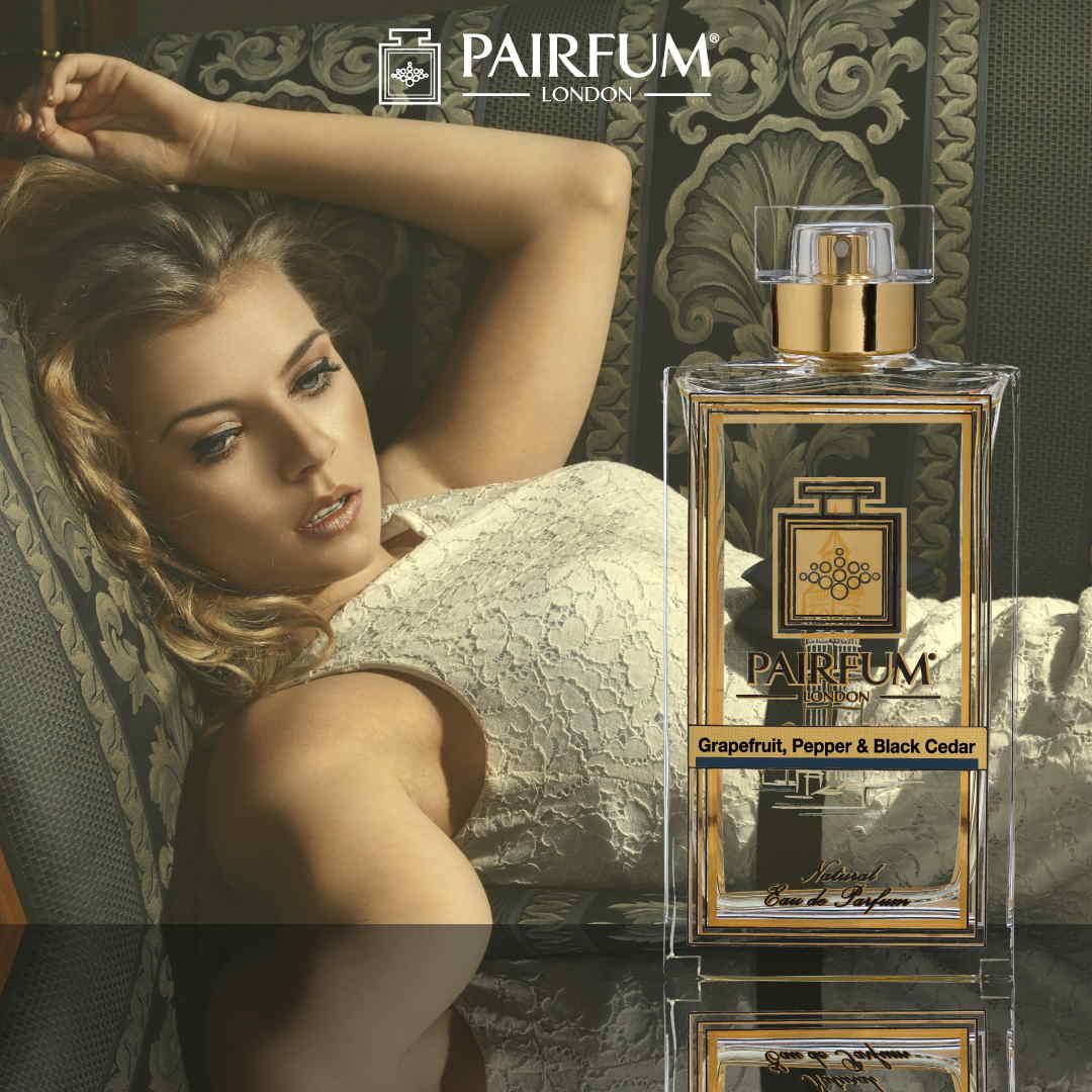 Pairfum Person Reflection Grapefruit Pepper Black Cedar Eau De Parfum