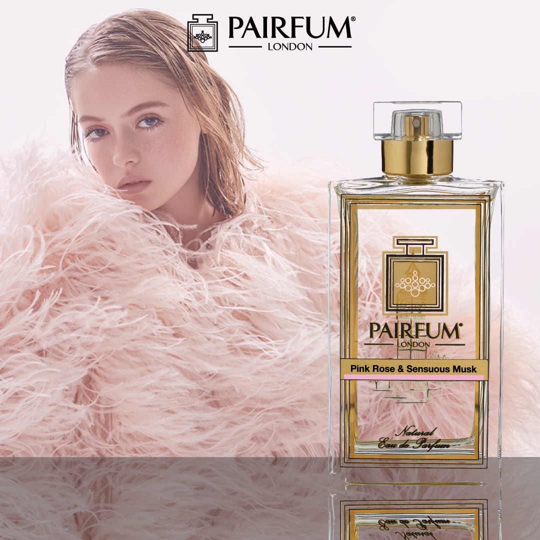 Pairfum Person Reflection Pink Rose Sensuous Musk Eau De Parfum