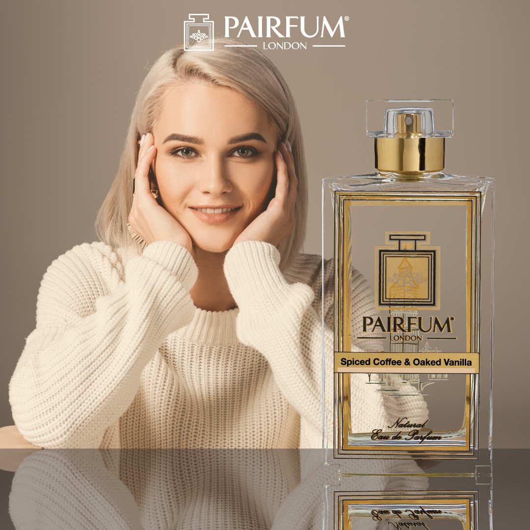 Pairfum Person Reflection Spiced Coffee Oaked Vanilla Eau De Parfum Woman