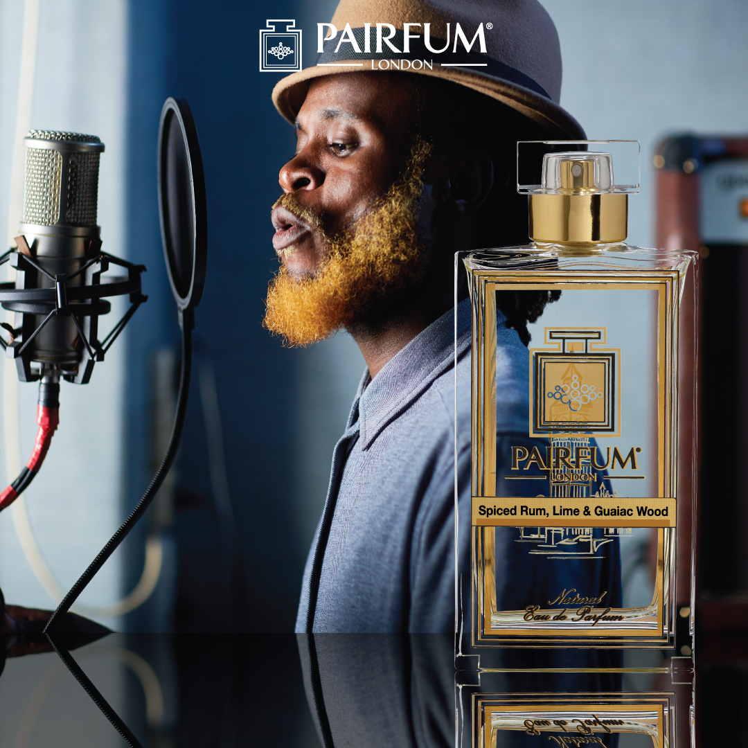 Pairfum Person Reflection Spiced Rum Lime Guaiac Wood Eau De Parfum Man