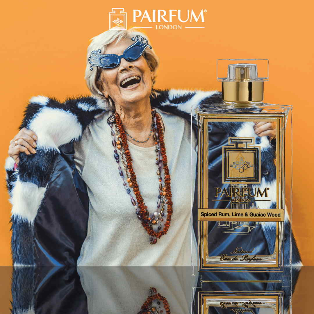Pairfum Person Reflection Spiced Rum Lime Guaiac Wood Eau De Parfum