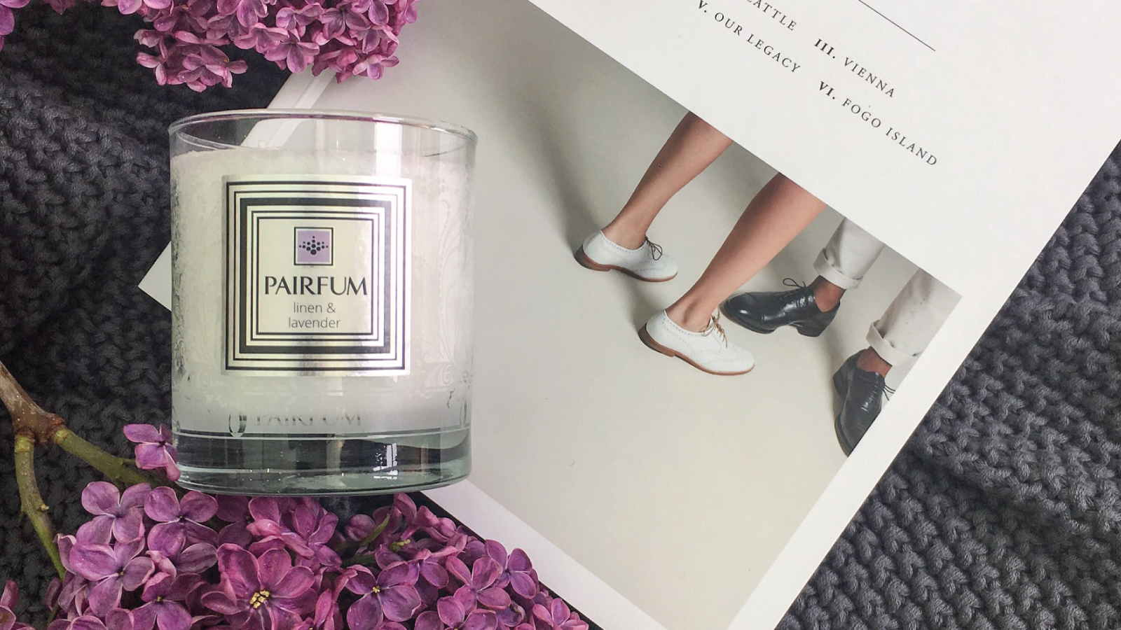 Home Fragrance Luxury Scented Snow Crystal Candle Flower 16 9