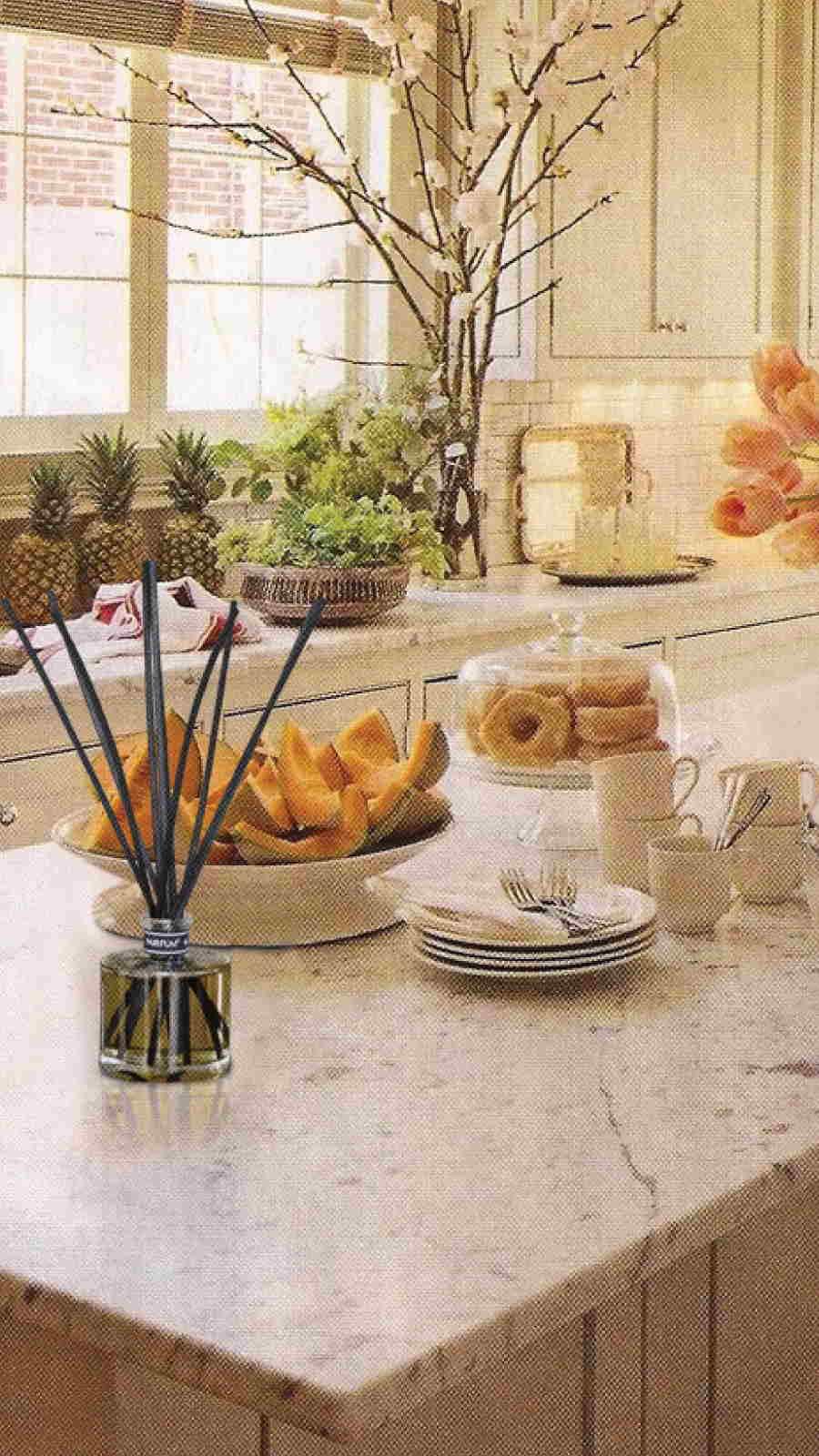 Natural Large Reed Diffuser Beautiful Kitchen Perfume 9 16