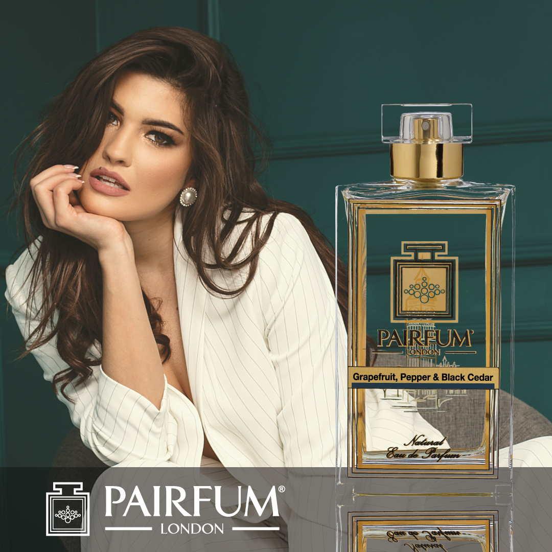 Pairfum Eau De Parfum Person Reflection Grapefruit Pepper Black Cedar Fresh 1 1