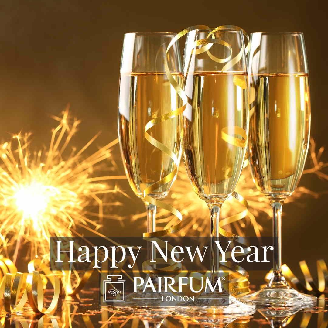 Pairfum London Happy New Year Drinks 1 1