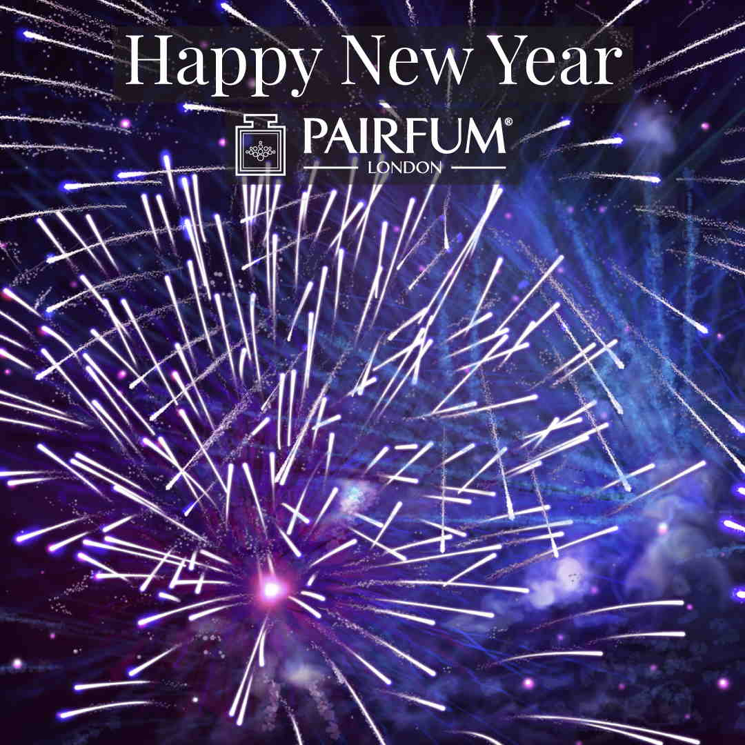 Pairfum London Happy New Year Fireworks 1 1